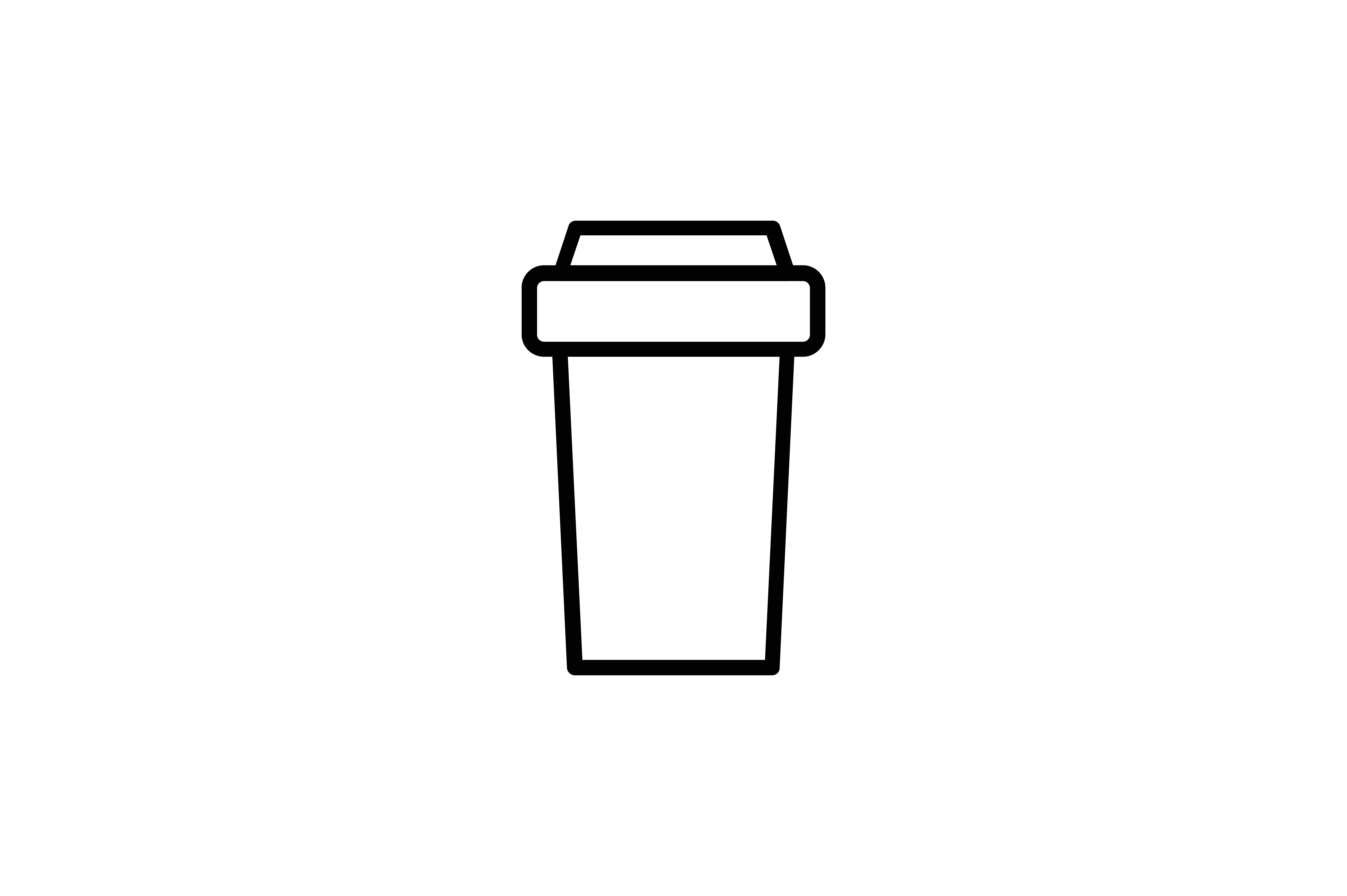 Download Free Drive Thru Cup Icon Graphic By Martellucia Creative Fabrica for Cricut Explore, Silhouette and other cutting machines.
