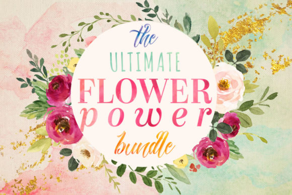 The Ultimate Flower Power Bundle