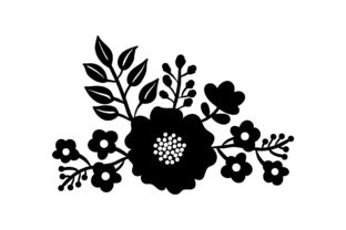 Flower Embellishment Spring Craft Cut File By Creative Fabrica Crafts 2
