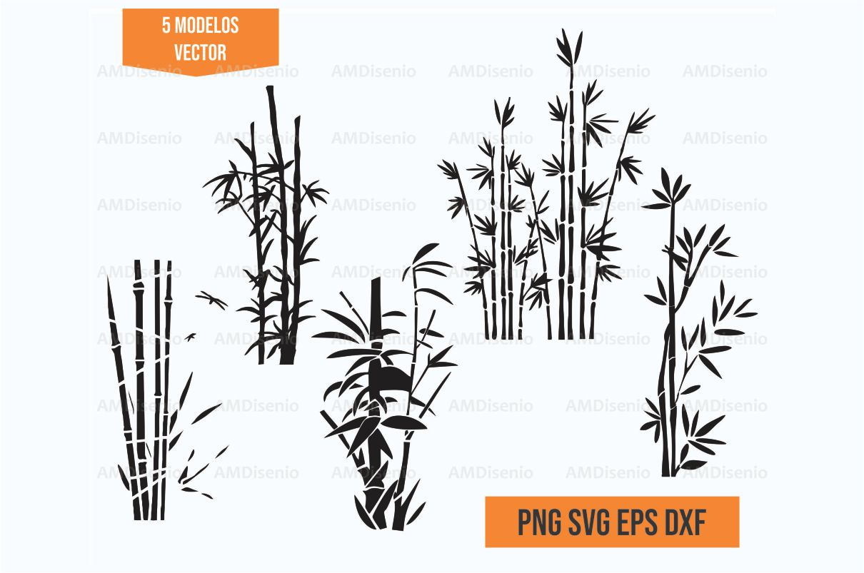 bamboo vector graphic by am diseno creative fabrica creative fabrica