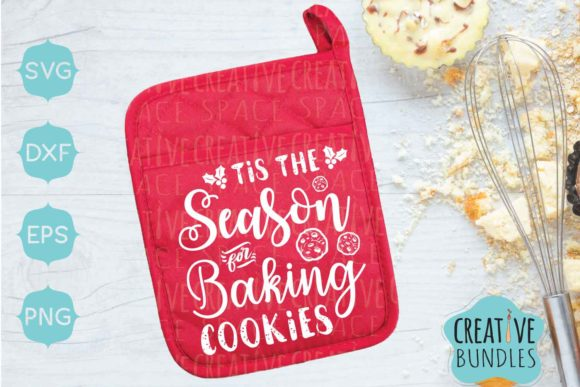Christmas Pot Holder Graphic Crafts By creativespace