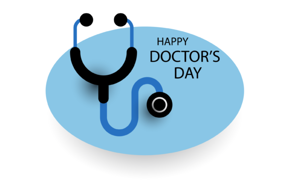 Happy Doctors Day Template Graphic Infographics By verry studio