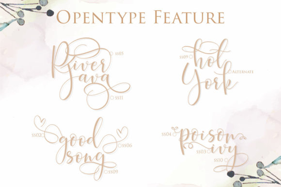 Download Free Hokie Font By Gilar Studio Creative Fabrica for Cricut Explore, Silhouette and other cutting machines.