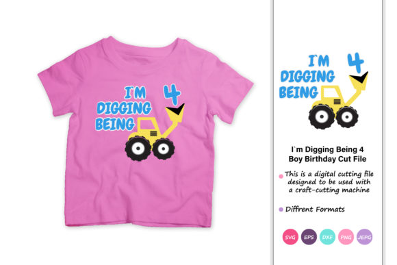 Print on Demand: I`m Digging Being 4 Graphic Crafts By iprintasty