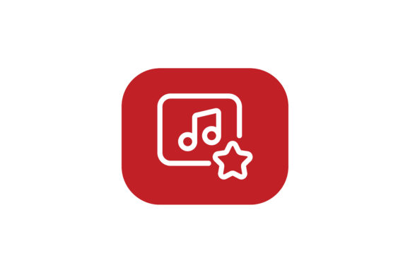 Music Icon Graphic Icons By Mayesari