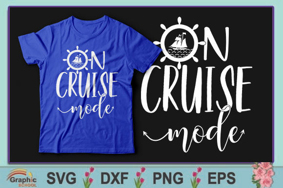 Print on Demand: On Cruise Mode Graphic Crafts By Graphic School