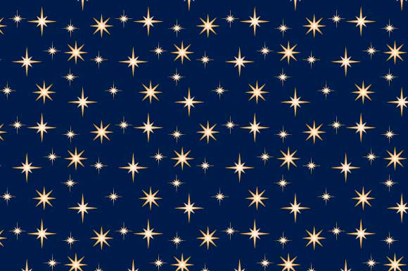 Download Free Sparkling Stars Chaos Pattern Background Graphic By Graphics for Cricut Explore, Silhouette and other cutting machines.