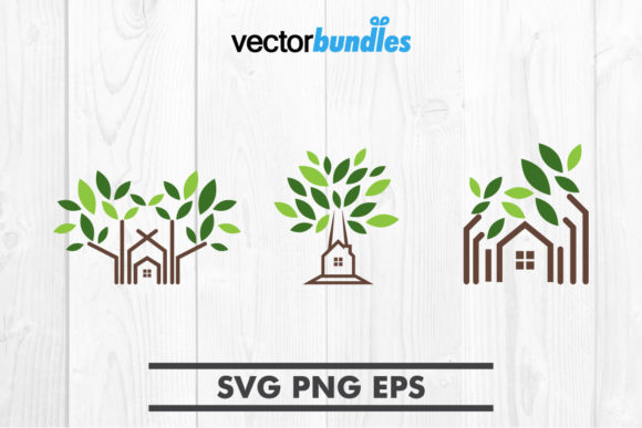 Tree House Clip Art Graphic By Vectorbundles Creative Fabrica