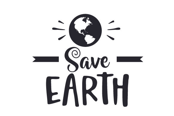 Save Earth Awareness Craft Cut File By Creative Fabrica Crafts