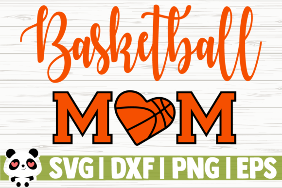 Download Free Basketball Mom Graphic By Creativedesignsllc Creative Fabrica for Cricut Explore, Silhouette and other cutting machines.