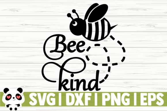 Download Free Bee Kind Graphic By Creativedesignsllc Creative Fabrica SVG Cut Files