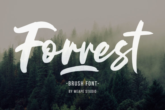 Download Free Brightland Font By Weape Design Creative Fabrica for Cricut Explore, Silhouette and other cutting machines.