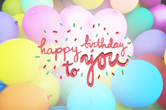 Download Free Happy Birthday To You Quotes Graphic By Wienscollection for Cricut Explore, Silhouette and other cutting machines.