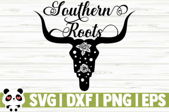Print on Demand: Southern Roots Graphic Illustrations By CreativeDesignsLLC