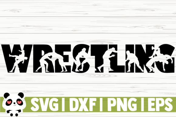 Download Free Wrestling Graphic By Creativedesignsllc Creative Fabrica for Cricut Explore, Silhouette and other cutting machines.
