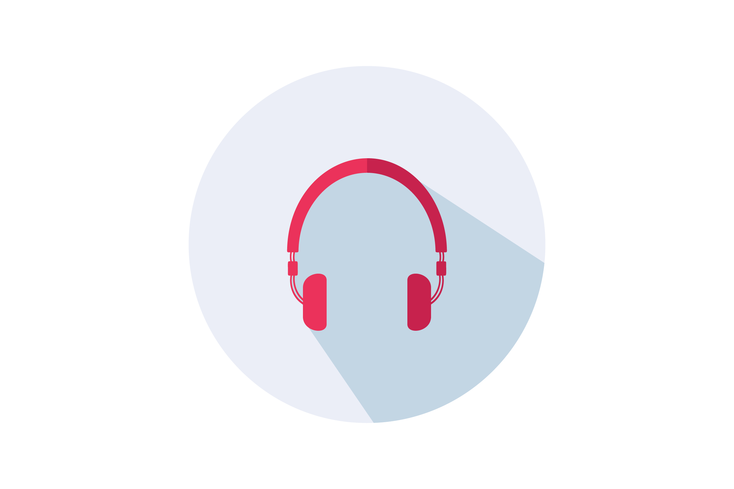 Headphone Glyph Icon Vector Graphic By Riduwan Molla Creative