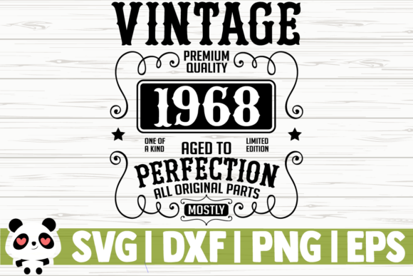 Print on Demand: Aged to Perfection Graphic Illustrations By CreativeDesignsLLC