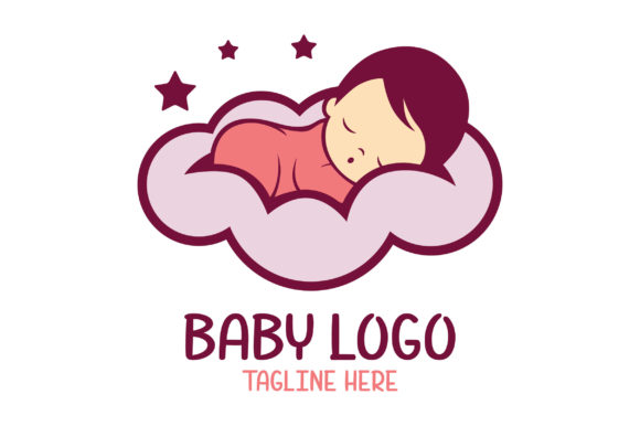 Baby Logo Design Graphic Logos By nuranitalutfiana92