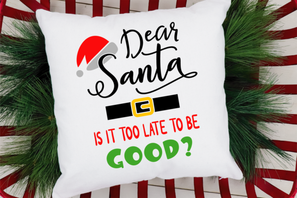 Download Free Dear Santa Christmas Bundle Graphic By Vr Digital Design for Cricut Explore, Silhouette and other cutting machines.