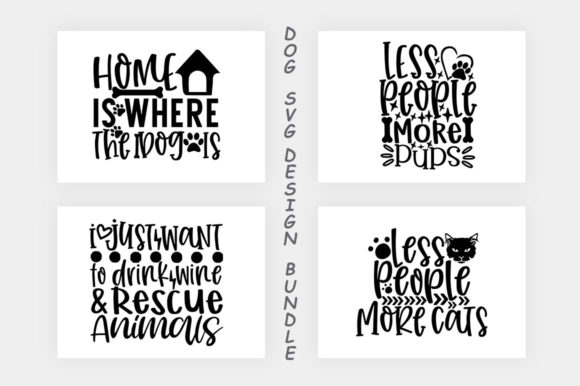 Download Free Dog Design Big Bundle Graphic By Orindesign Creative Fabrica for Cricut Explore, Silhouette and other cutting machines.