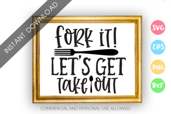 Print on Demand: Fork It! Let S Get Takeout Graphic Crafts By DesignFarm