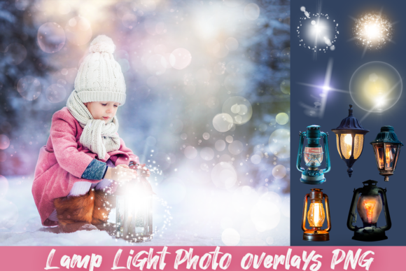 Photo Overlays Lamp Light Lantern Graphic Layer Styles By 2SUNS