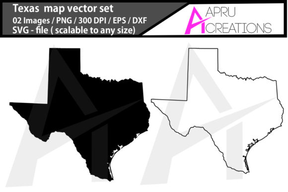 Download Free Texas Shape Graphic By Aparnastjp Creative Fabrica for Cricut Explore, Silhouette and other cutting machines.