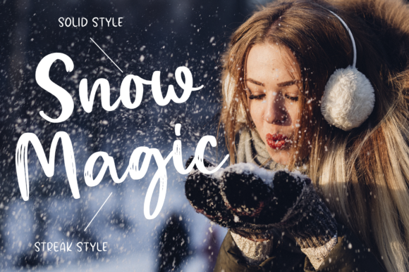 Download Free Winter Garden Font By Pasha Larin Creative Fabrica for Cricut Explore, Silhouette and other cutting machines.