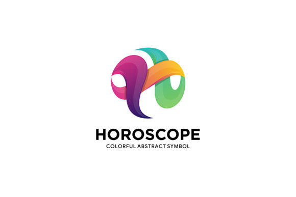 Letter H Circle Colorful Logo Graphic By Noory Shopper