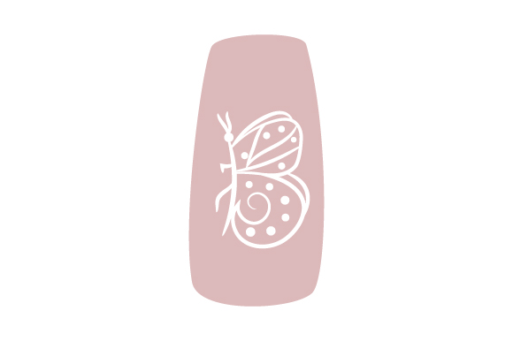 Nail Decal Svg Cut File By Creative Fabrica Crafts Creative