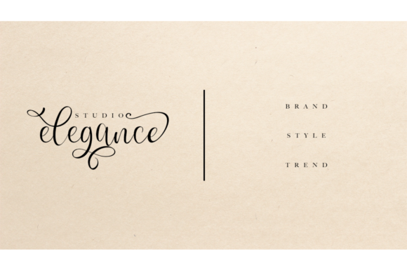 Print on Demand: Twinkling Script & Handwritten Font By besttypeco - Image 7