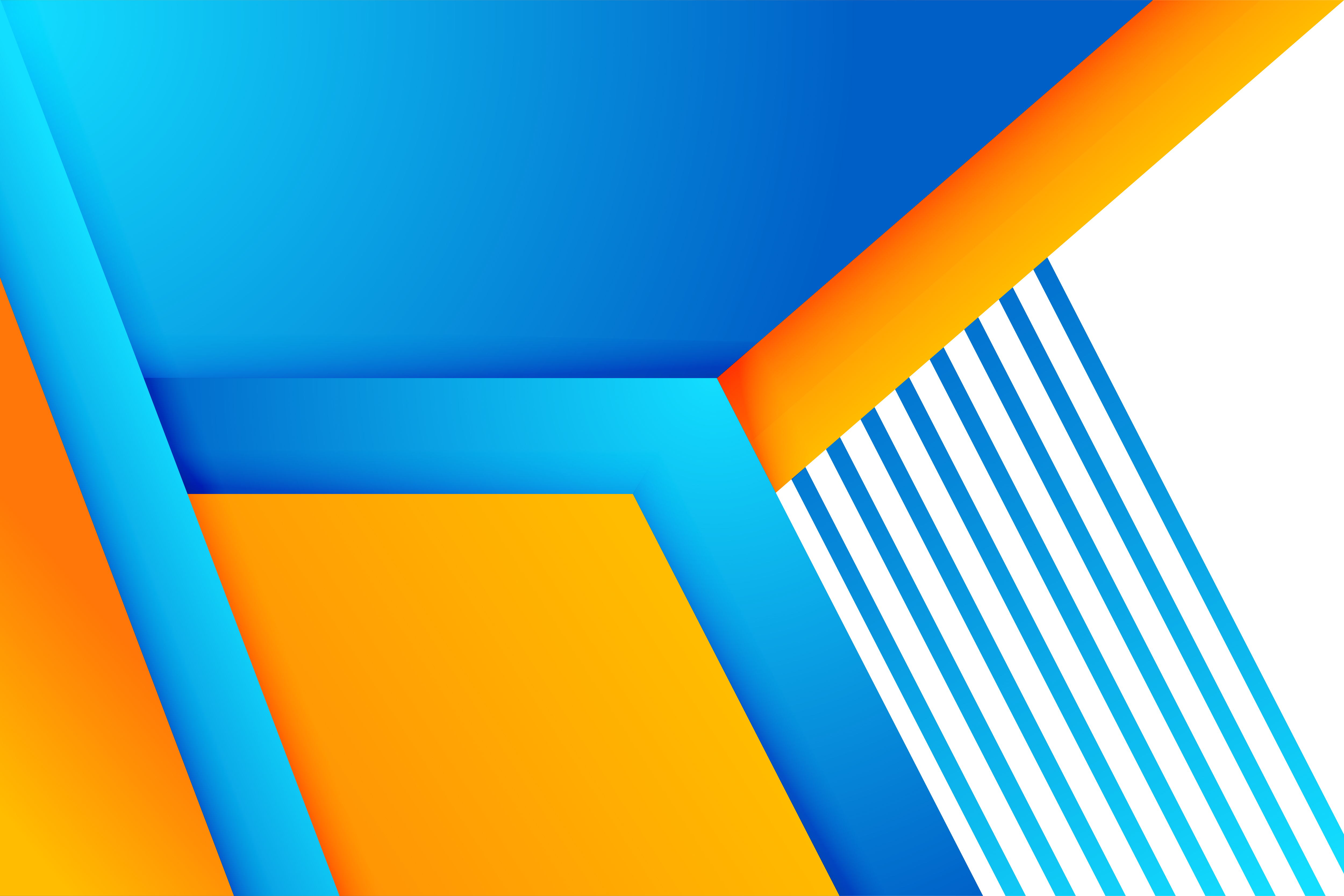 Download Free Orange Blue Gradient Background Graphic By Noory Shopper for Cricut Explore, Silhouette and other cutting machines.