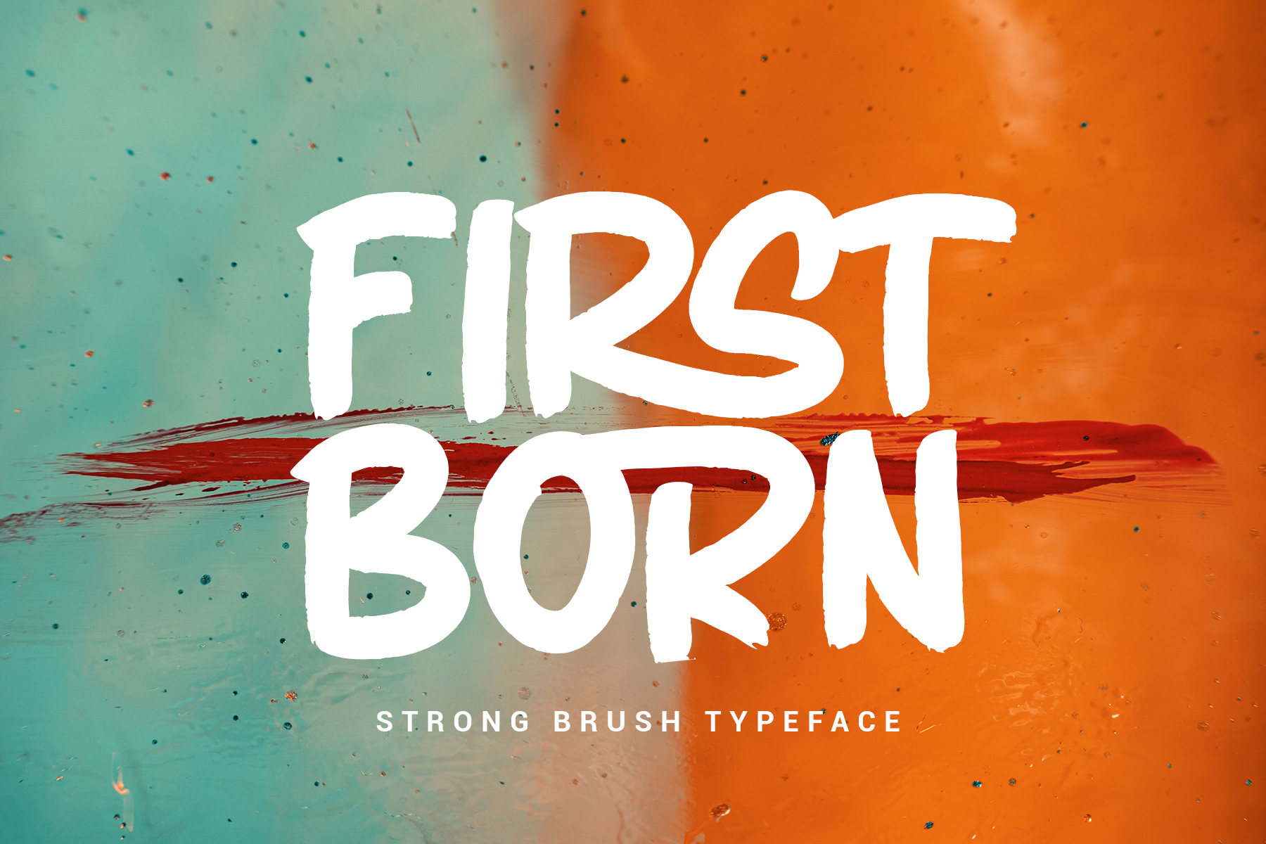 Firstborn Font By Stefiejustprince Creative Fabrica