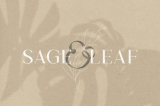 Print on Demand: Gorgeous Serif Font By Salt and Pepper Fonts 2