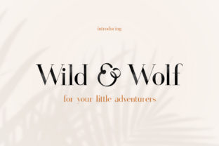 Print on Demand: Gorgeous Serif Font By Salt and Pepper Fonts 5
