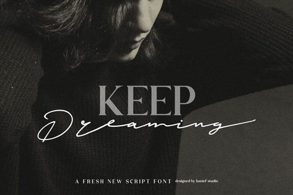 Print on Demand: Janetta Silloam Script & Handwritten Font By Hanzel Studio - Image 2