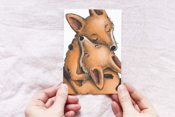 Print on Demand: Lovely Animals Graphic Illustrations By Architekt_AT - Image 3