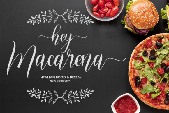 Palmita Font By Natural Ink Creative Fabrica