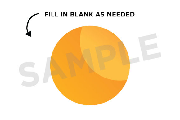 Print on Demand: Round Gradient Web Button Clip Art Set Graphic Illustrations By Running With Foxes - Image 10