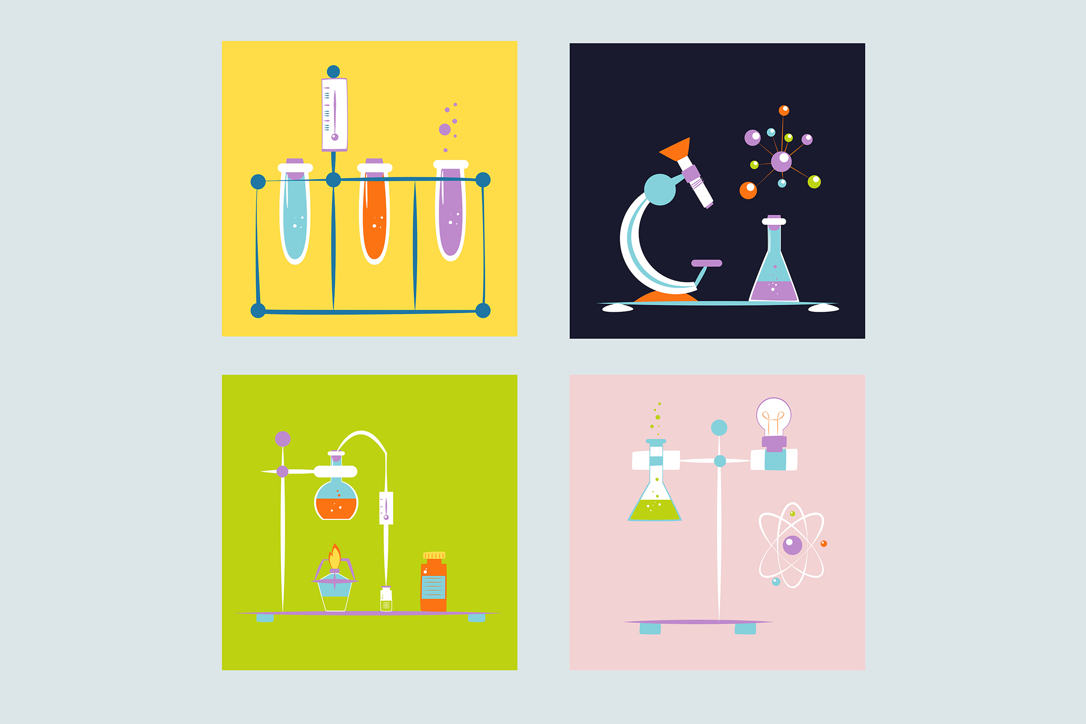 Download Free Chemistry Concept Design Graphic By Aprlmp276 Creative Fabrica for Cricut Explore, Silhouette and other cutting machines.