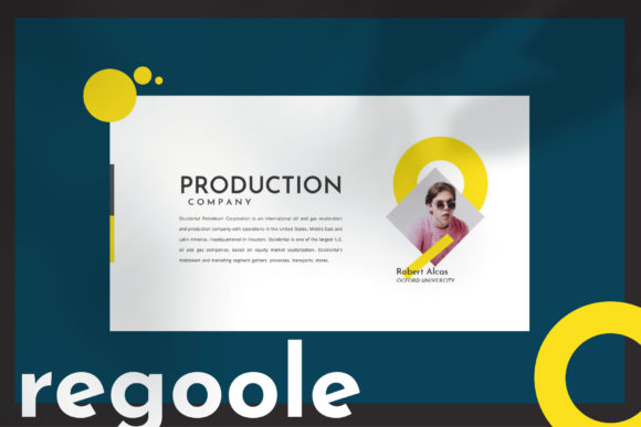 Layout Vol 2 Powerpoint Template Graphic By Balyastd