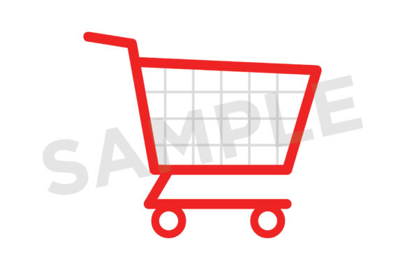 Print on Demand: Shopping Carts & Dollar Signs Clip Art Graphic Illustrations By Running With Foxes - Image 10