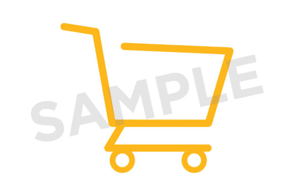 Print on Demand: Shopping Carts & Dollar Signs Clip Art Graphic Illustrations By Running With Foxes - Image 11