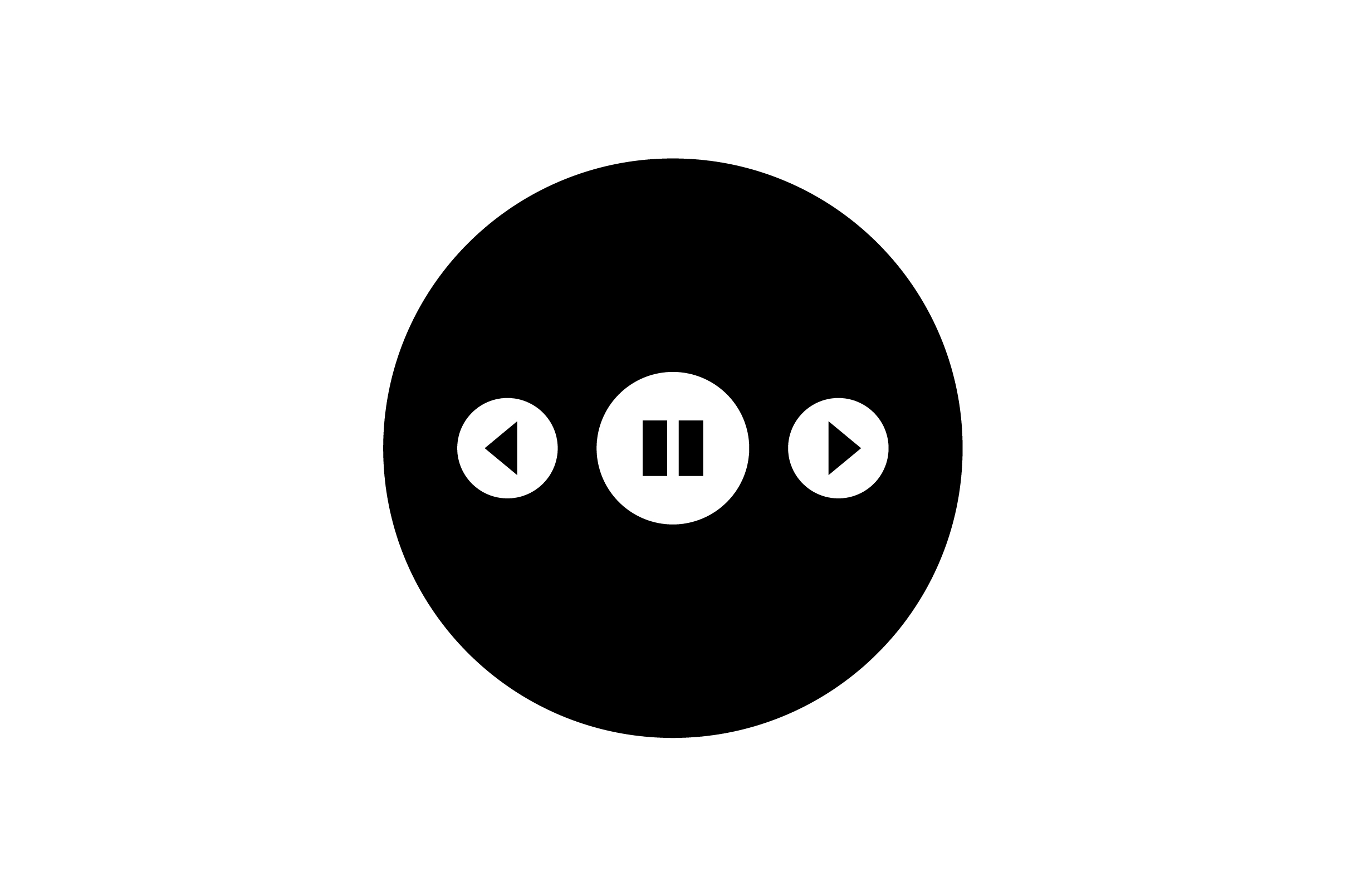 Download Free Media Player Controller Glyph Icon Graphic By Riduwan Molla for Cricut Explore, Silhouette and other cutting machines.