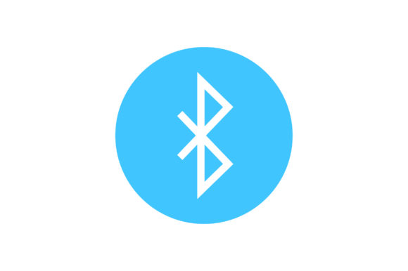 Download Free Bluetooth Flat Icon Vector Graphic By Riduwan Molla Creative for Cricut Explore, Silhouette and other cutting machines.