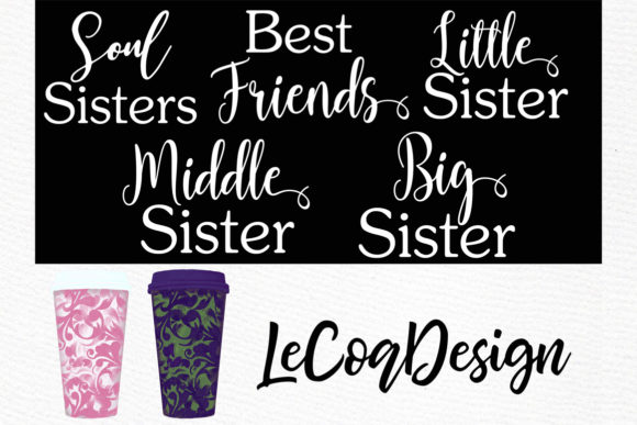 Curvy Girls Plus Size Girls Clipart Graphic Illustrations By LeCoqDesign - Image 4
