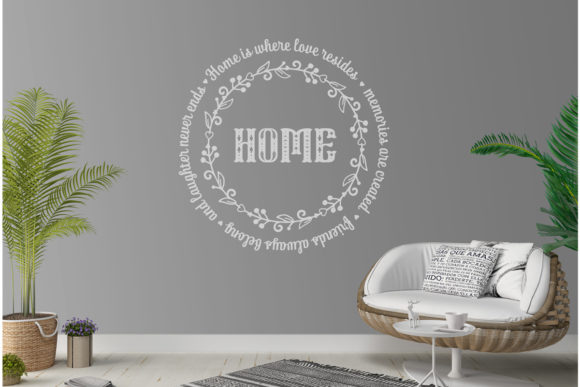 Print on Demand: Love Family Quotes. SVG Bundle Graphic Crafts By millerzoa - Image 11