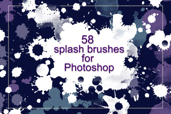 Splash - PS Brushes Graphic Brushes By Vera Vero