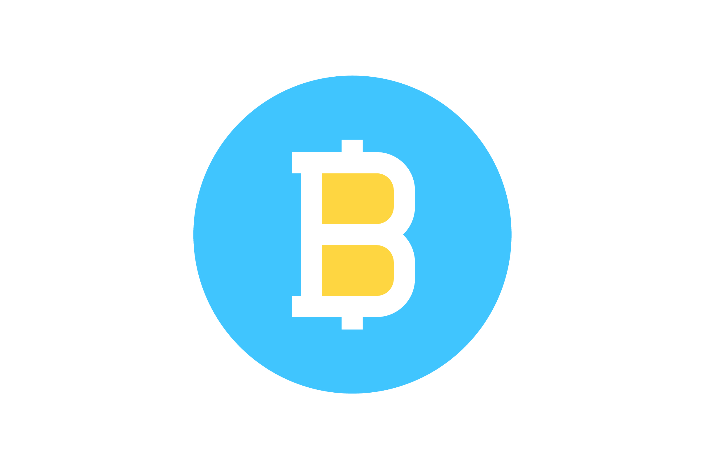 Download Free Bitcoin Flat Icon Vector Graphic By Riduwan Molla Creative Fabrica for Cricut Explore, Silhouette and other cutting machines.