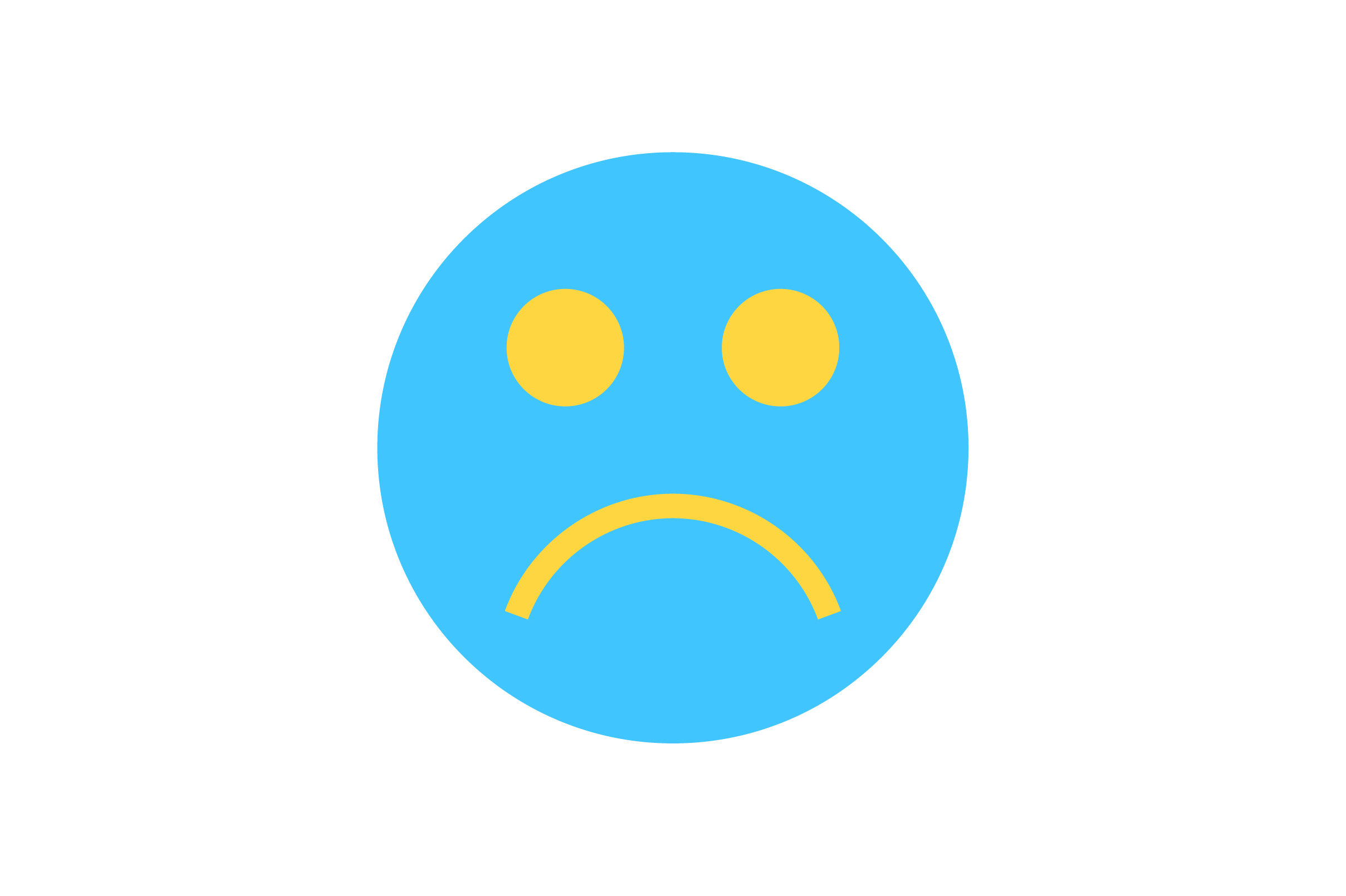 Download Free Sad Emoji Flat Icon Vector Graphic By Riduwan Molla Creative for Cricut Explore, Silhouette and other cutting machines.
